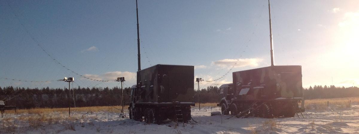 Новейшие комплексы РЭБ «Мурманск» поступили в соединения и воинские части ВВО.